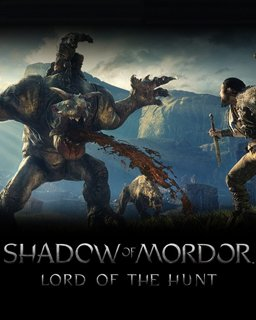 Middle-Earth Shadow of Mordor Lord of the Hunt krabice