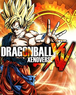 Dragon Ball Xenoverse krabice
