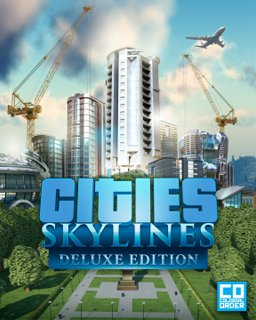 Cities Skylines Digital Deluxe Edition krabice