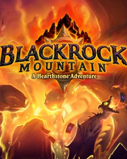 Blackrock Mountain + 15 Hearthstone Expert Pack krabice