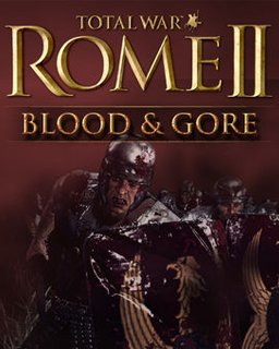 Total War ROME II Blood and Gore Pack krabice