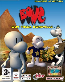 Bone - Out of Boneville