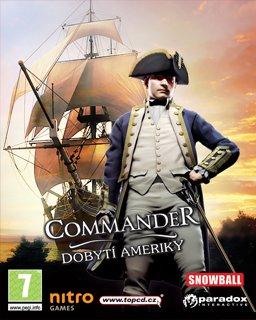 Commander - Dobytí Ameriky