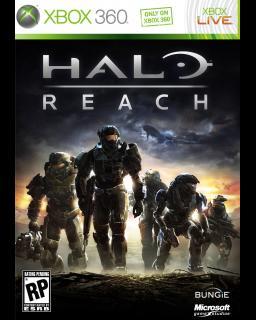 Halo Reach Xbox 360 krabice