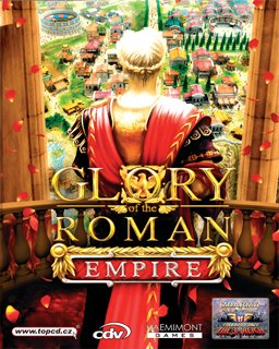 Glory of the Roman Empire krabice