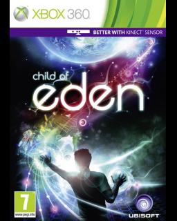 Child of Eden Xbox 360 krabice