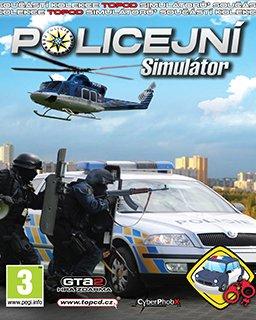 Policejní Simulátor krabice