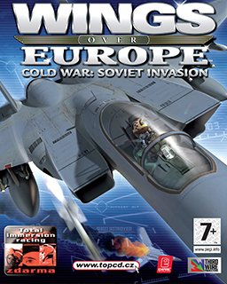 Wings Over Europe Cold War - Soviet Invasion