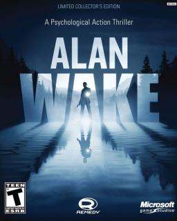 Alan Wake Collectors Edition krabice