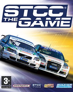 STCC The Game krabice