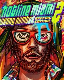 Hotline Miami 2 Wrong Number Digital Special Edition krabice