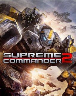 Supreme Commander 2 krabice