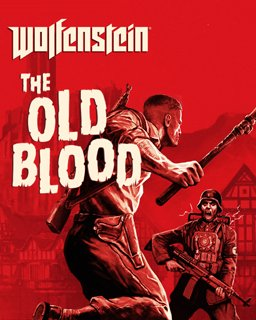 Wolfenstein The Old Blood krabice