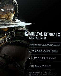 Mortal Kombat X Kombat Pack
