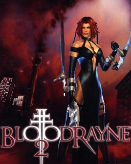 BloodRayne 2 krabice