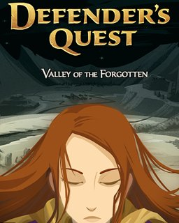 Defenders Quest Valley of the Forgotten krabice