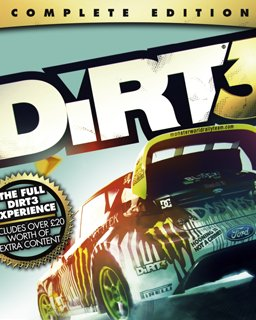 DiRT 3 Complete Edition krabice