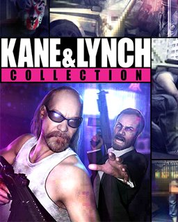 Kane and Lynch Collection krabice