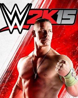 WWE 2K15 krabice