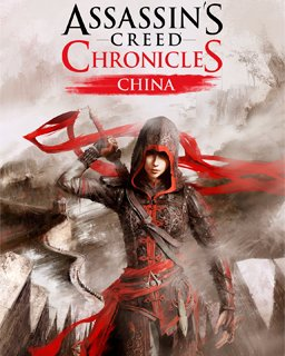 Assassins Creed Chronicles China krabice