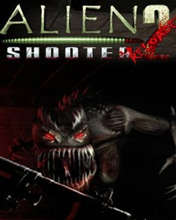 Alien Shooter 2 Reloaded krabice