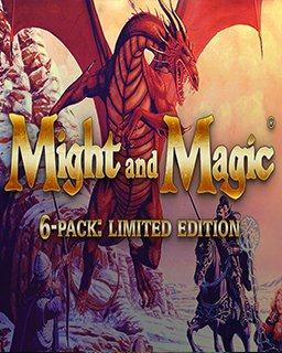 Might and Magic 1 - 6 Collection