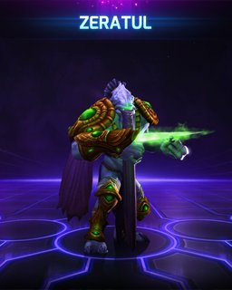 Zeratul Heroes of the Storm krabice