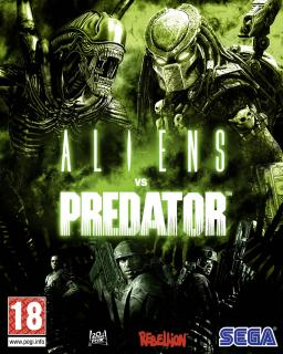 Aliens Vs Predator Collection krabice