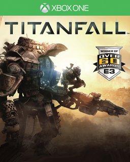 Titanfall Xbox One krabice
