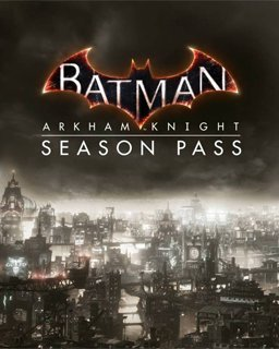 Batman Arkham Knight Season Pass krabice