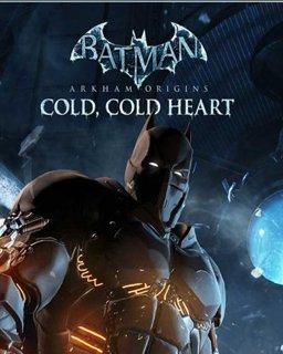Batman Arkham Origins Cold Cold Heart krabice