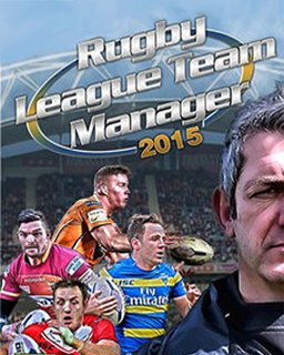 Rugby League Team Manager 2015 krabice