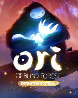 Ori and the Blind Forest krabice