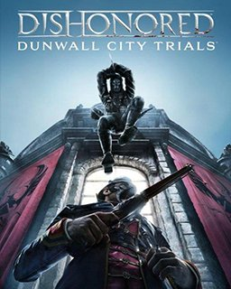 Dishonored Dunwall City Trials krabice