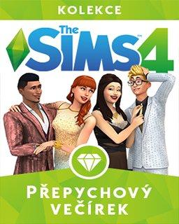 The Sims 4 Přepychový Večírek