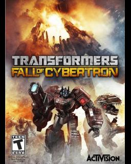 Transformers Fall Of Cybertron krabice