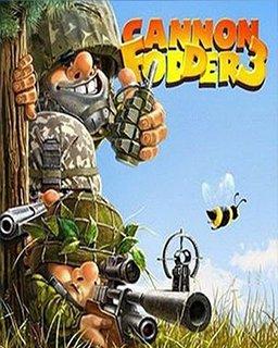 Cannon Fodder 3 krabice