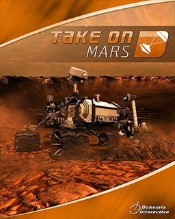 Take On Mars krabice