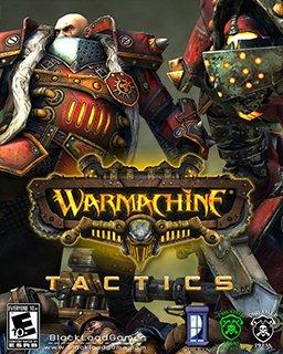 Warmachine Tactics krabice