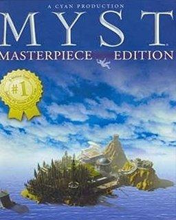 RealMyst Masterpiece Edition krabice