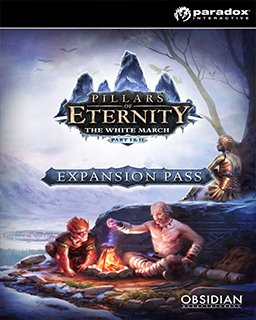 Pillars of Eternity Expansion Pass krabice