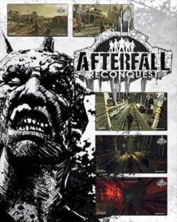 Afterfall Reconquest Episode 1 krabice