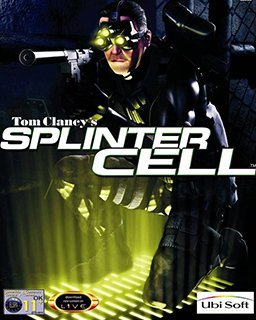 Tom Clancys Splinter Cell krabice