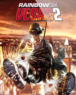 Tom Clancys Rainbow Six Vegas 2 krabice