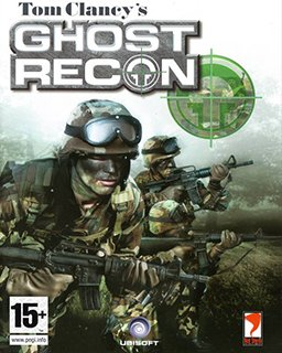 Tom Clancys Ghost Recon krabice