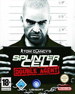 Tom Clancys Splinter Cell Double Agent krabice