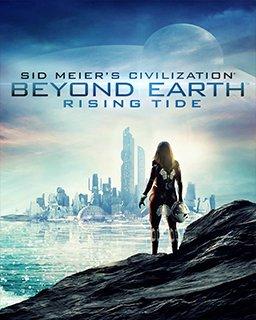 Civilization Beyond Earth Rising Tide krabice