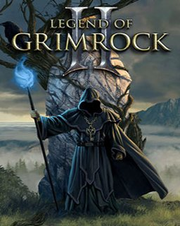 Legend of Grimrock 2 krabice