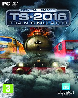Train Simulator 2016 krabice