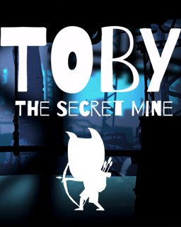 Toby The Secret Mine krabice
